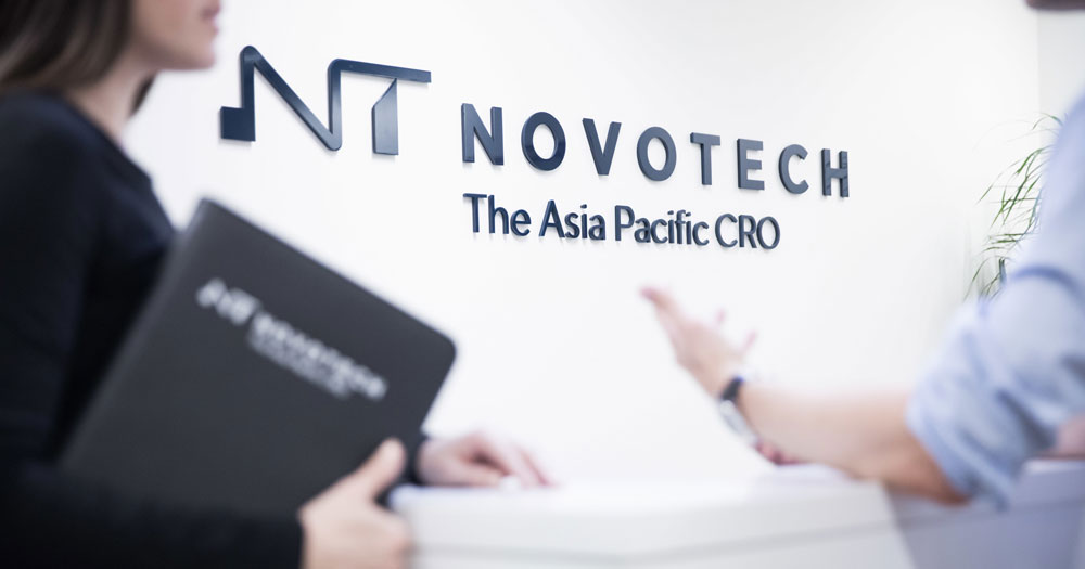 Novotech discusses biotechnology CRO services at leadership meeting in Malaysia