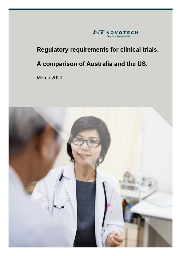 Regulatory requirements for clinical trials in Australia