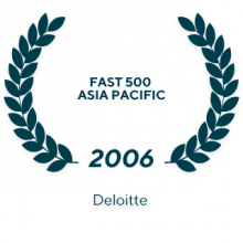 Deloitte Technology Fast 500 Asia Pacific 2006