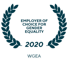 Employer of choice for Gender Equality (2020) WGEA